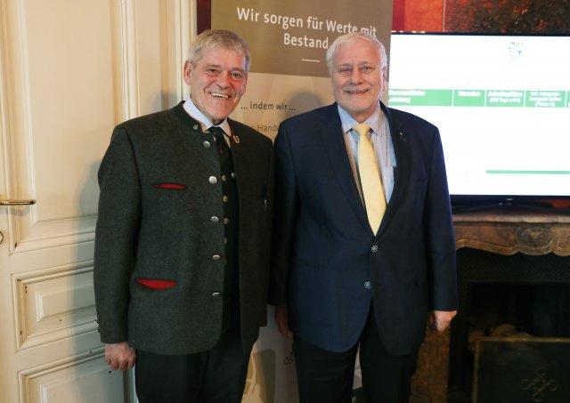 Pressekonferenz Jagd Österreich
