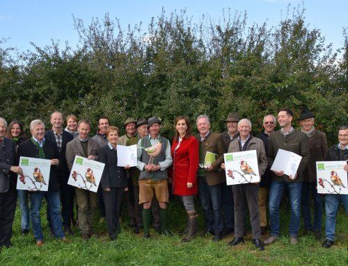 """""""Natur Verbindet"""": Jägerschaft in St. Georgen ausgezeichnet"""