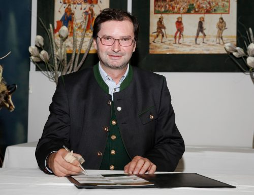 """Presseinformation: """"Jagd Österreich"""": Neuer Vorsitzender Landesjägermeister Norbert Walter, MAS"""