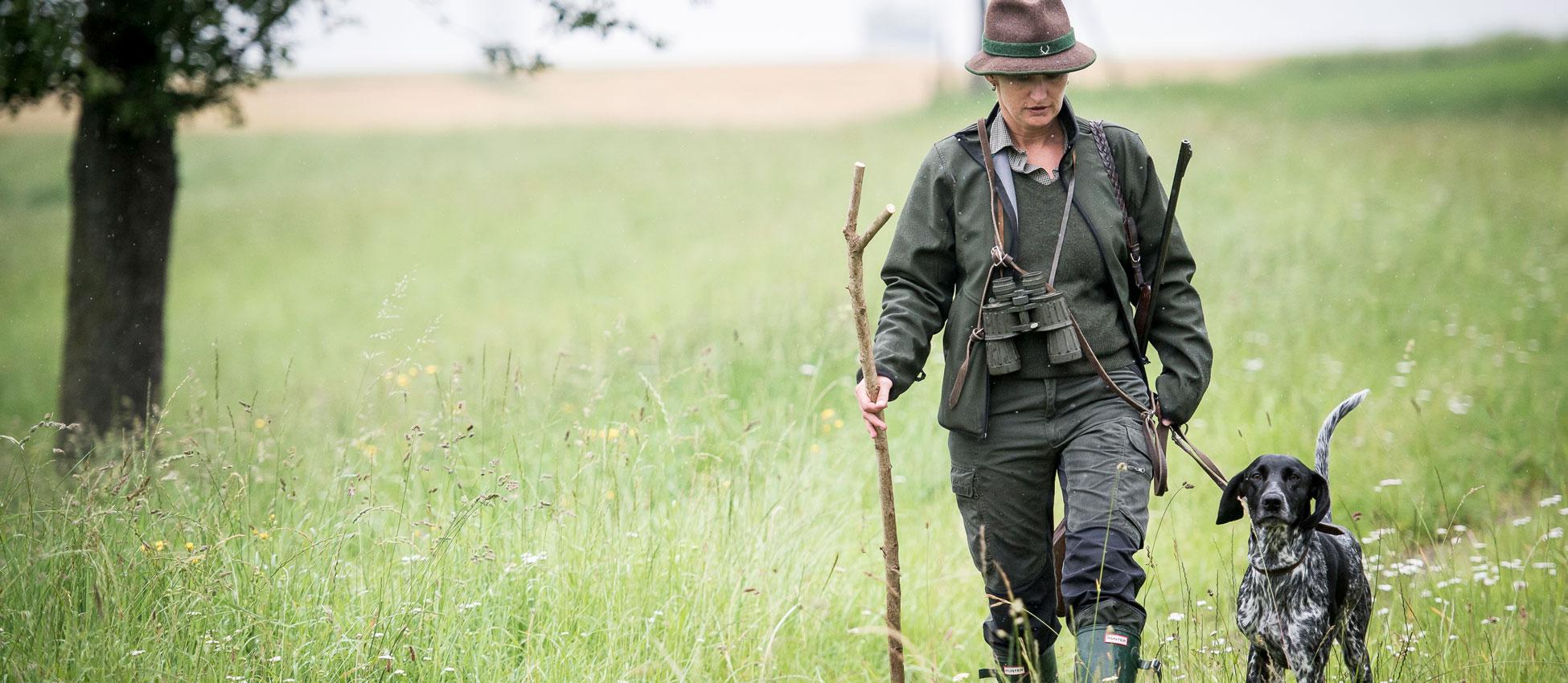 Jagd Österreich, Kompetenzen - Tradition