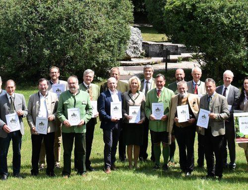 Presseinformation: Forst & Jagd-Dialog präsentiert 7. Jahresbilanz