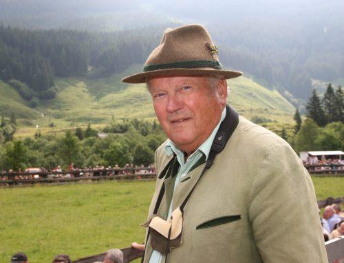 Nachruf: Friedrich Mayr Melnhof im Alter von 95 Jahren verstorben