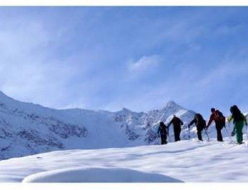 Wintersport: Mit Rücksicht unterwegs im gemeinsamen Lebens- und Erholungsraum